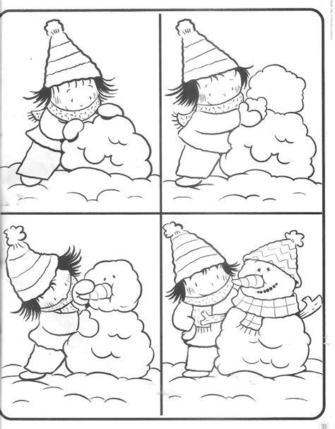 imagenes de relaciones temporales dibujos de secuencias temporales para imprimir imagui
