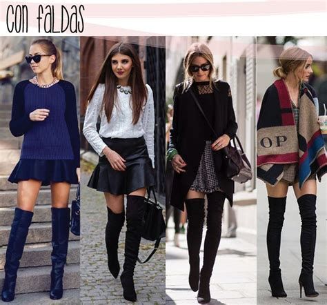 chompas de mujer hermosos moda 2016 mejor conjunto de frases las 25 mejores ideas sobre faldas con botas en pinterest