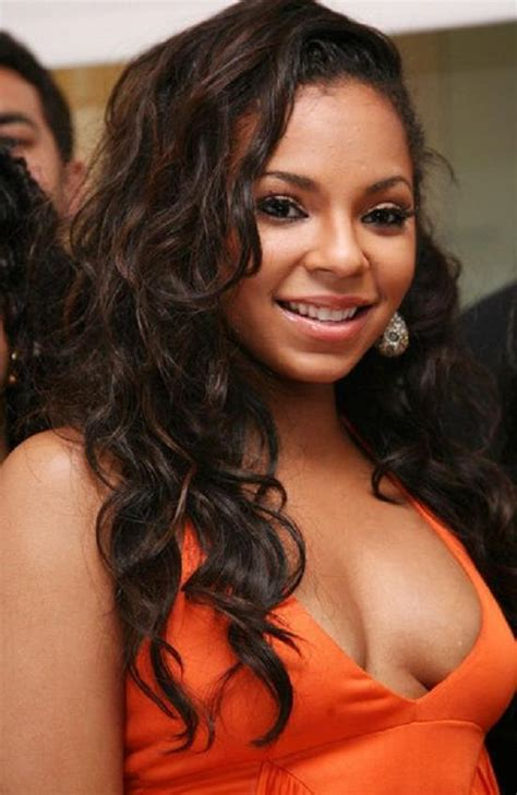 Ashanti Hairstyles by Ashanti Hairstyle Makeup Dresses Shoes And Perfume