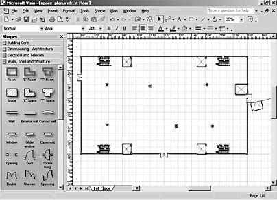 visio floor plan template download 30 images of visio construction drawing template