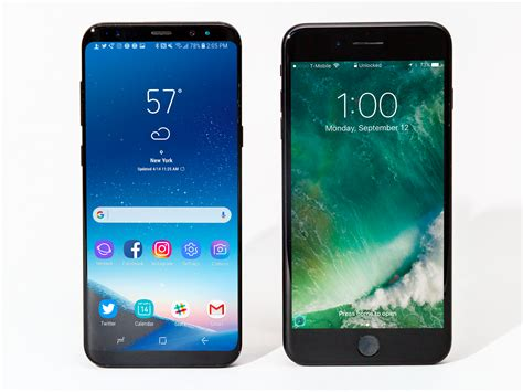 iphone or samsung samsung galaxy s8 features not on iphone business insider deutschland
