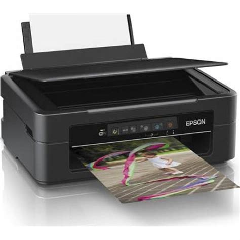 Printer Epson Scan Fotocopy epson expression home xp 225 wifi all in one printer scanner copier c11cd91401 from overclock