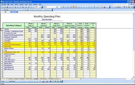 monthly expense excel template monthly expenses template excel personal expense tracker