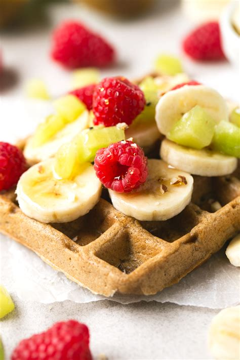 vegan gluten free waffles simple vegan