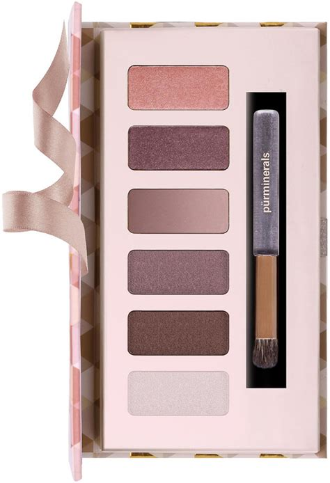 Putting It Together Au Naturel by Pur Minerals Au Naturel Glowing Days And Smoldering Nights