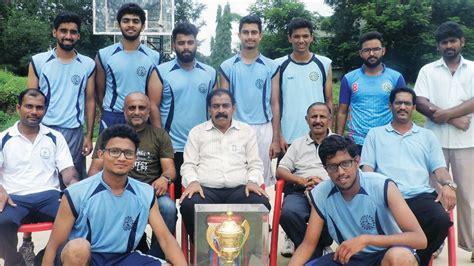Vidya Vardhaka Mba College Mysore by Mysore City Inter Collegiate S Basketball Tourney