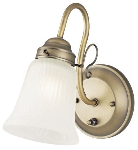 wall light fixture westinghouse one light interior wall fixture