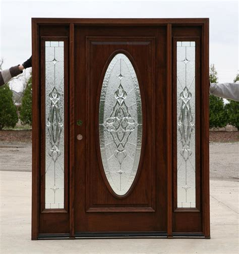 Exterior Doors Wholesale Exterior Door With Blinds Between Glass Quotes