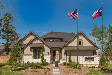 top home builders in houston top houston luxury home builder opens new model home in