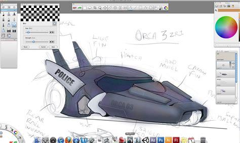 Auto Desk Sketchbook Pro by The Tibetan Thunderbolt Autodesk Sketchbook Pro