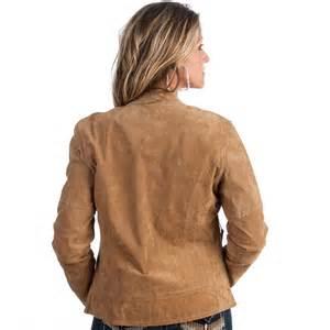 Top Kitchen Knives Brands women s ariat ridge brown suede leather jacket