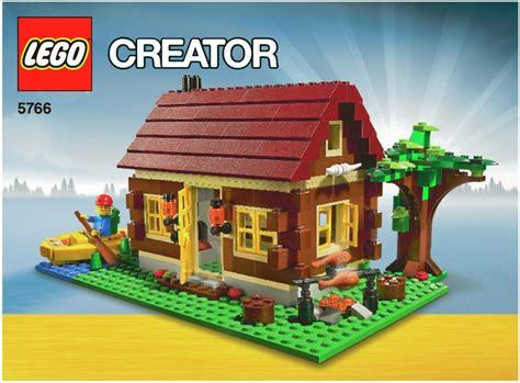 lego log cabin lego log cabin 5766 creator