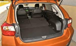 Subaru Impreza Cargo Space Car And Driver