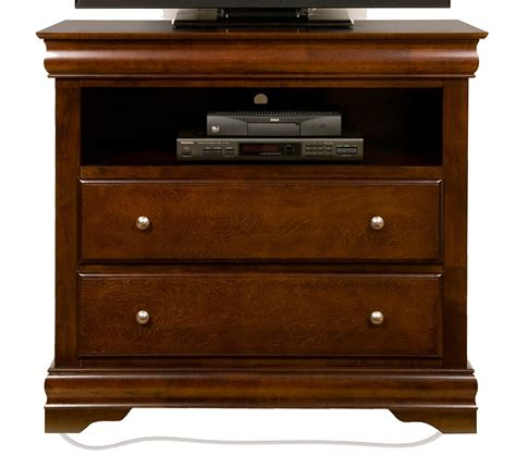 chest with shelves dreamfurniture chesapeake tv media chest with 2 drawers
