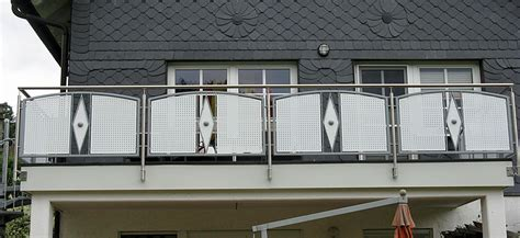 metall balkongeländer balkongel 228 nder andreas metall und gel 228 nderbau