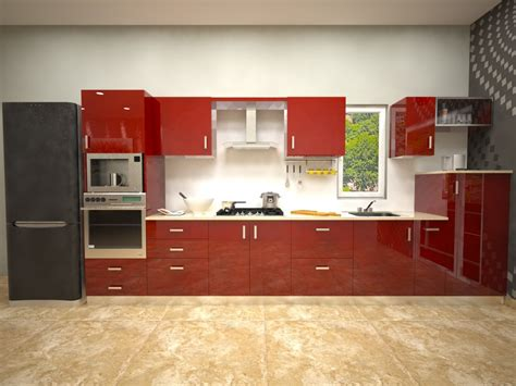 Designs Of Kitchens In Interior Designing design tips the straight kitchen homelane