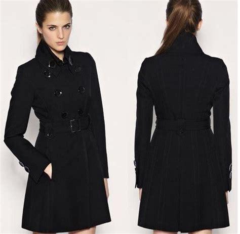 Black Coat black coat fashion style trends 2017