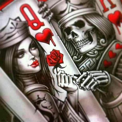 Toner Qweena king and of hearts my of ink