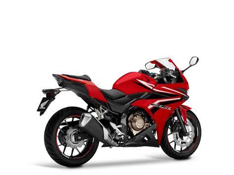 cbr sports bike price 2016 honda cbr500r review of specs changes sport bike