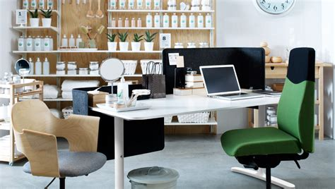the showroom office ikea