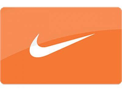 Nike Gift Card Deal - 60 nike gift card for 50 by mail 50 00 buyvia