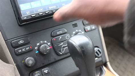 volvo xc double din radio youtube