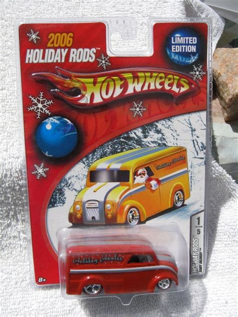 Hotwheels Koleksi Rod Edition wheels dairy delivery 2006 limited edition in sealed package rods