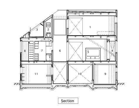 Longitudinal Section Architecture by Image Gallery Longitudinal Section