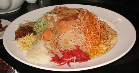 yu sang new year salad recipes yusheng