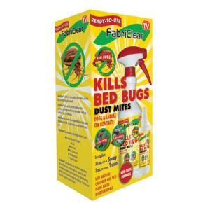 fabriclear bed bug spray 1000 images about as seen on tv on pinterest tvs