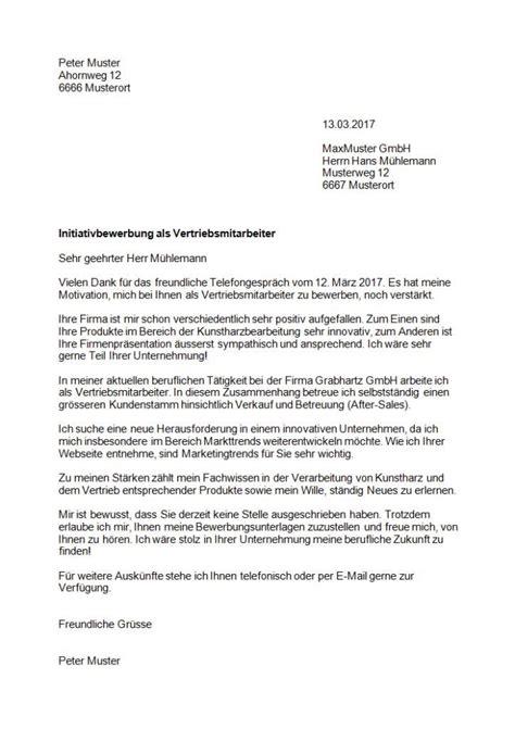Bewerbungsschreiben Schweiz Muster Initiativbewerbung Muster Muster Und Vorlagen Kostenlos