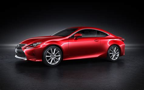 Lexus Rc 2015 Widescreen Exotic Car Image 16 Of 74