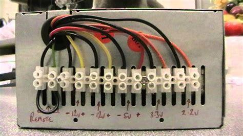 model railway electrics wiring model railway lighting power