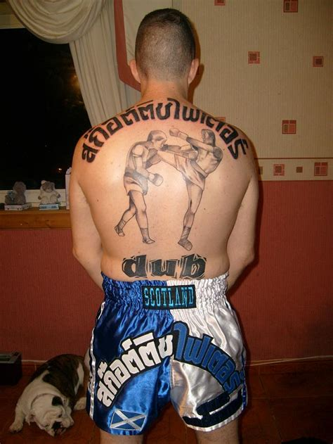 ax muay thai kickboxing forum muaythai tattoos