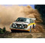 Audi Sport Wallpaper ArtStation Quattro S1