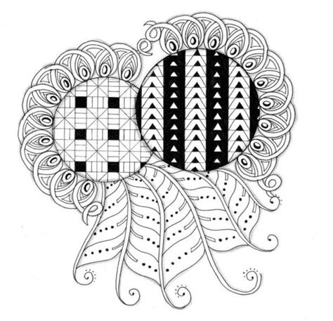 17 best images about ab doodles flowers zentangle 17 best images about flower on pinterest zentangle