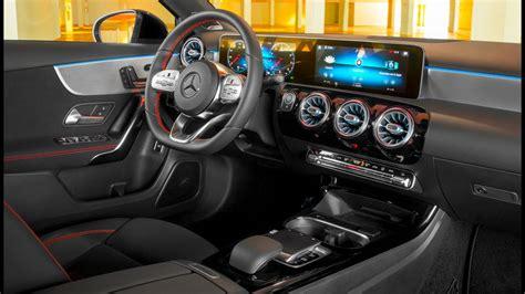 Mercedes C 2019 Interior by 2019 Mercedes A Class Sedan Interior
