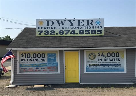 dwyer heating and air brick new jersey nj