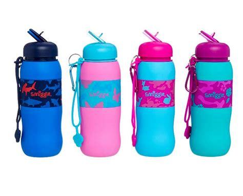 Murah My Bottle Infused Water Botol Minum Anak Anak jual smiggle silicone water bottle happy shop di
