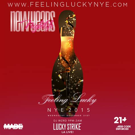 la live new years 2014 lucky strike la live 2015 new years la nightlife 2017 nightclubs events guide