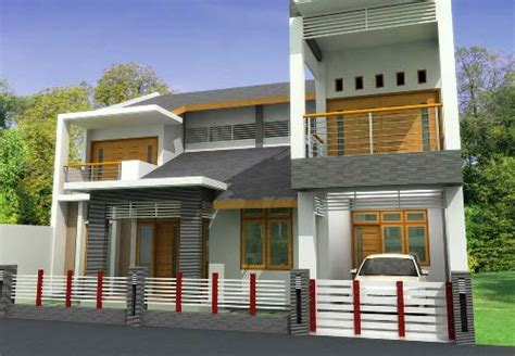 atap teras rumah minimalis