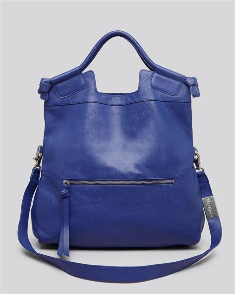 Corrina City Tote Xl by Lyst Foley Corinna Foley Corinna Tote Mid City In Blue