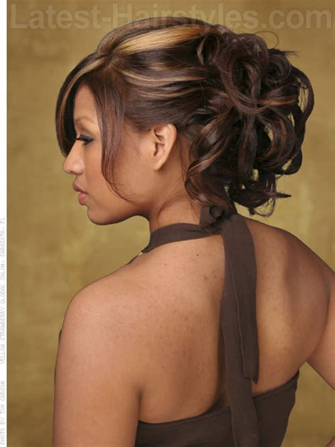 hairstyles updo back view the 18 sexiest hairstyles for round faces