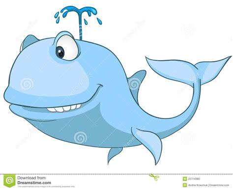 ballenas animadas cartoon character whale stock photo image 22714380