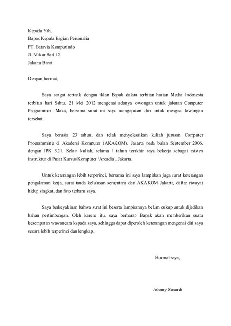 contoh surat perjanjian kontrak kerja upload and review ebooks