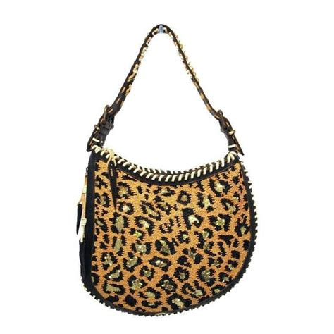 beaded purses for sale fendi beaded safari shoulder bag for sale at 1stdibs