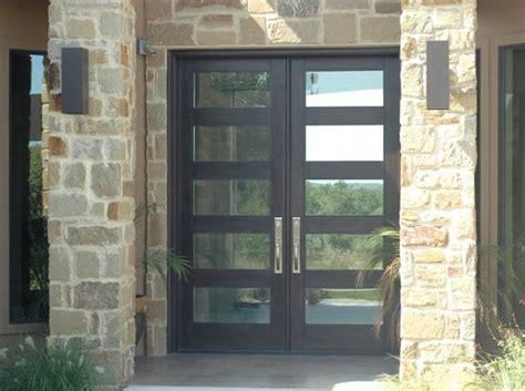 secure  front door   rental house