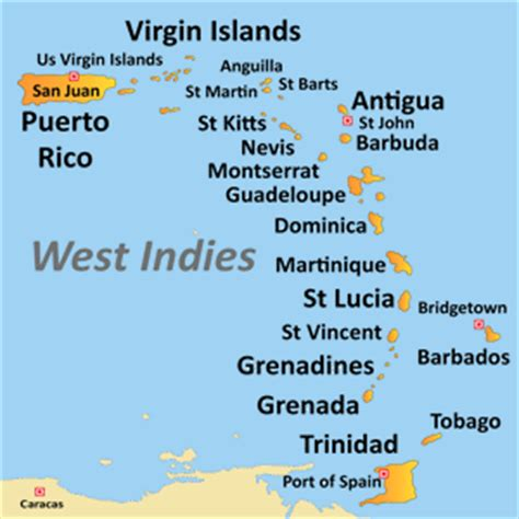map of st and surrounding islands caribbean travel collective serafini amelia map of