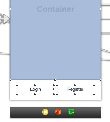 Xcode Layout Guide | ios how to use xcode 5 autolayout for container views