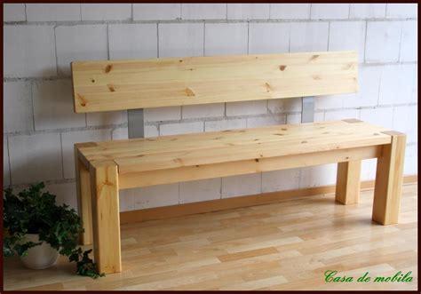 Esszimmer Bank Holz Haus Ideen